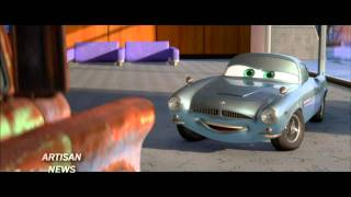 CARS 2 INTRODUCES NEW CHARACTER, THANKS TO MICHAEL CAINE