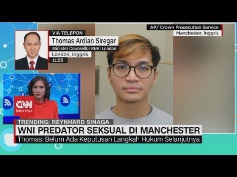 WNI Predator Seksual Di Manchester