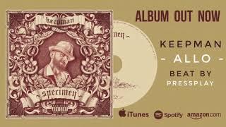 KEEPMAN - ALLO (Official album Specimen)