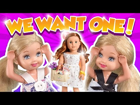 Barbie - We Need The New American Girl Of The Year Doll! | Ep.192