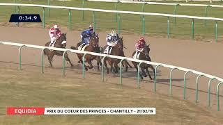 Vidéo de la course PMU PRIX DU COEUR DES PRINCES