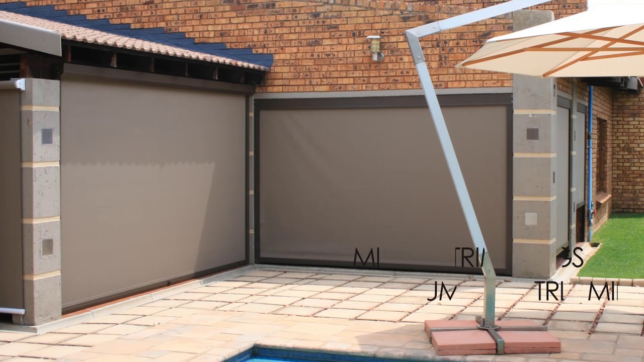 blind designs outdoor blinds for your patio