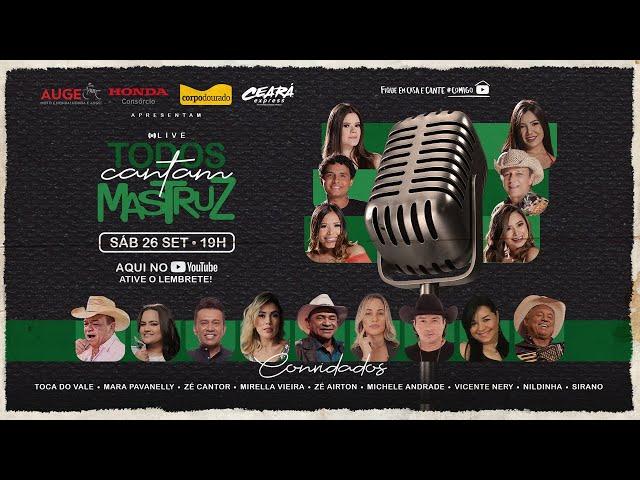 """Live """"Todos Cantam Mastruz"""" – Mastruz com Leite"""