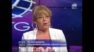 La visita di Papa Francesco a Lampedusa nei titoli dei telegiornali. Il commento di Elisa Manna