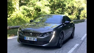 FIRST DRIVE Peugeot 508 (2018 - DK)