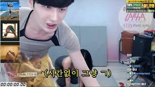 레이샤 고은 and 남순 ( YOGA CHALLENGE , EPIC FAIL !! )