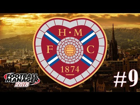 Hearts of Gold | Episode 9 - Battle for 2nd | Football Manager 2018