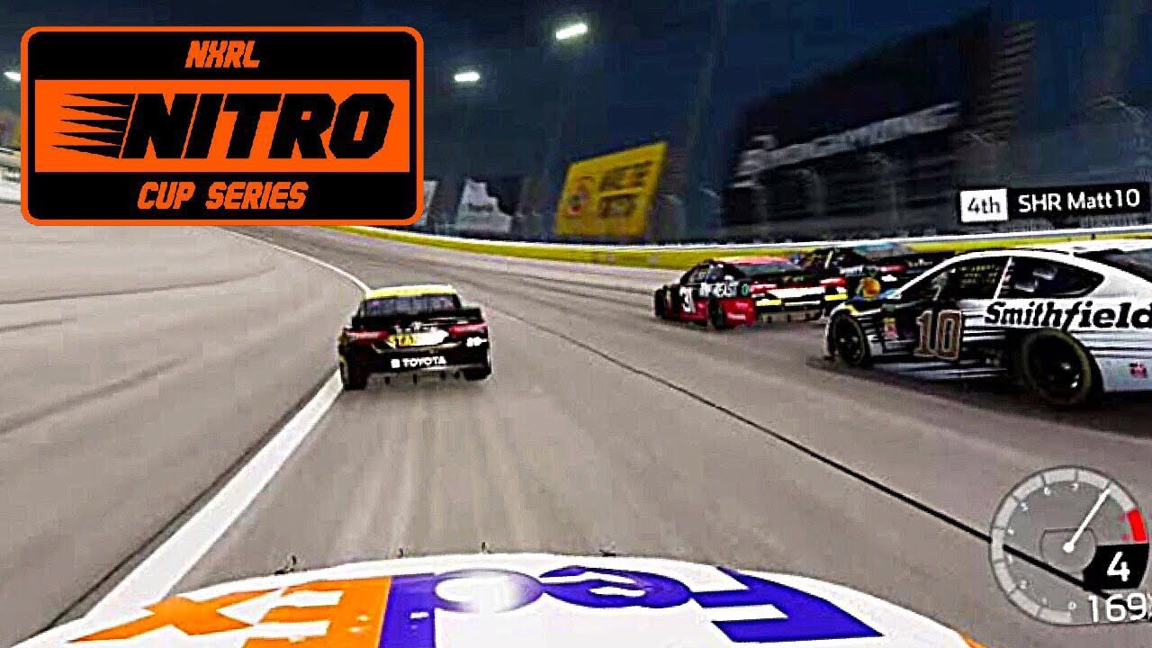 Xfinity Series race at Las Vegas paused after 50 laps