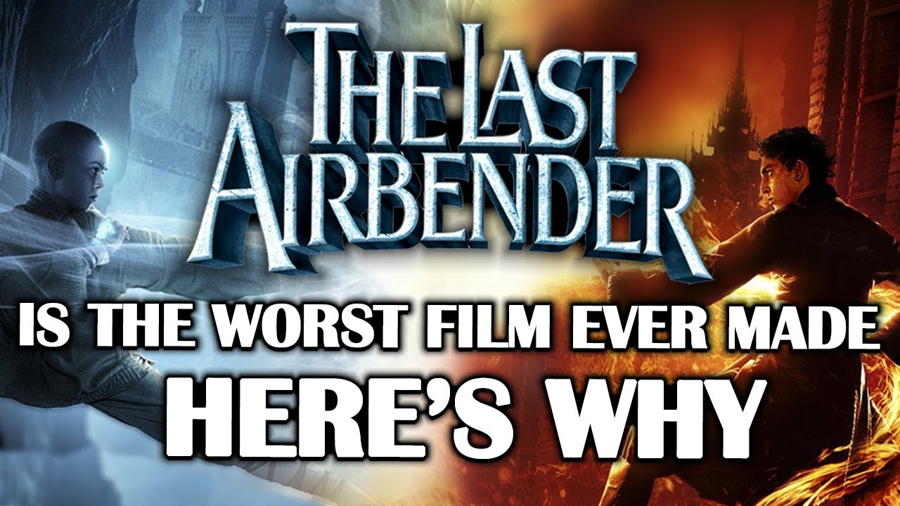 Download The Last Airbender is the Worst Film Ever Made — HERE'S WHY