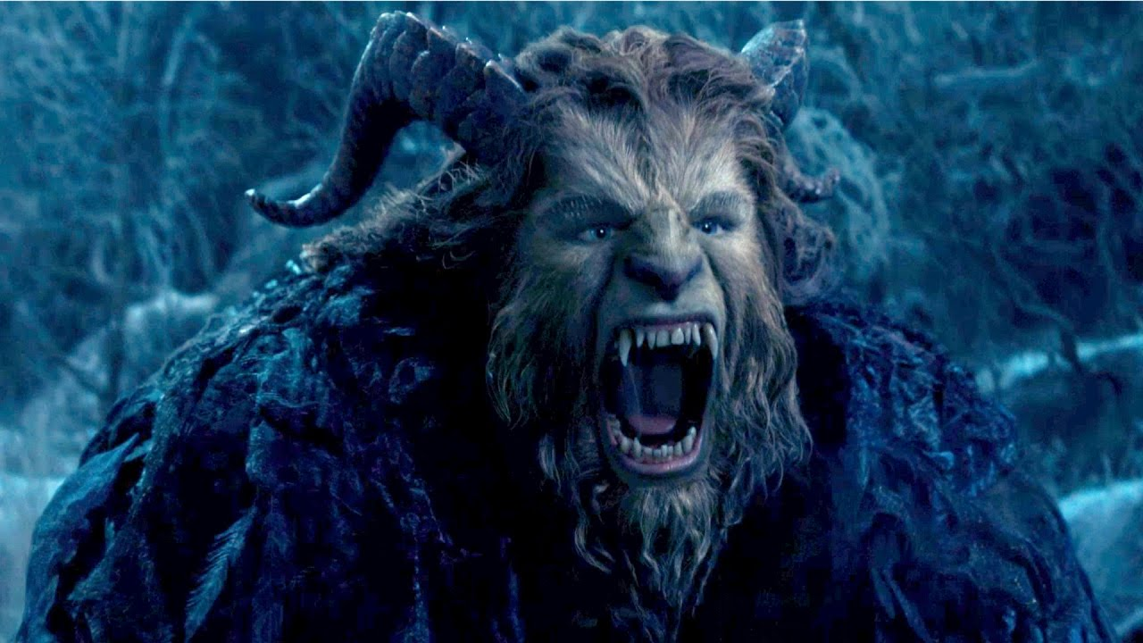 чудовище фото из фильма красавица и чудовище