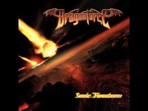musica dragonforce - fury of the storm