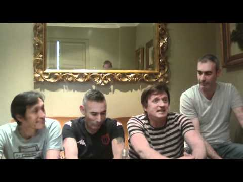 EF Interview The Wiggles