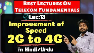 Difference between 2G,2.5G,2.75G,3G and 3.5G hindi/Urdu-Bhupinder Rajput