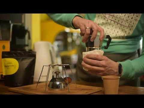 Варимо каву в гейзерній кавоварці