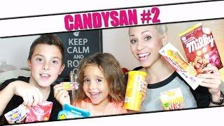 Candysan : Dégustation en famille #2