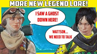 New Apex Legends Lore Quips Were Added! Here's The Story Behind Each One
