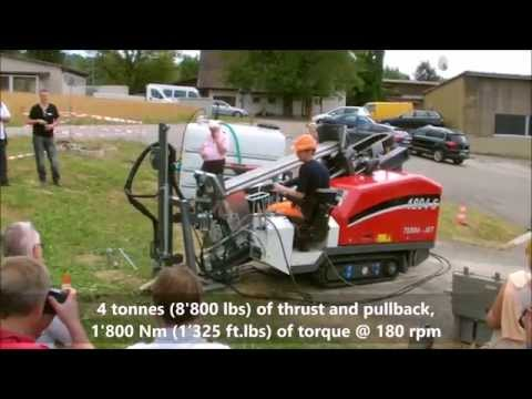 40 Years Trenchless Technologies - Swiss Engineering
