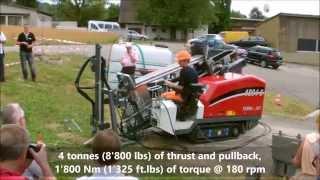 40 Years Trenchless Technologies - Swiss Engineering