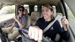 Skaters In Cars: Aaron