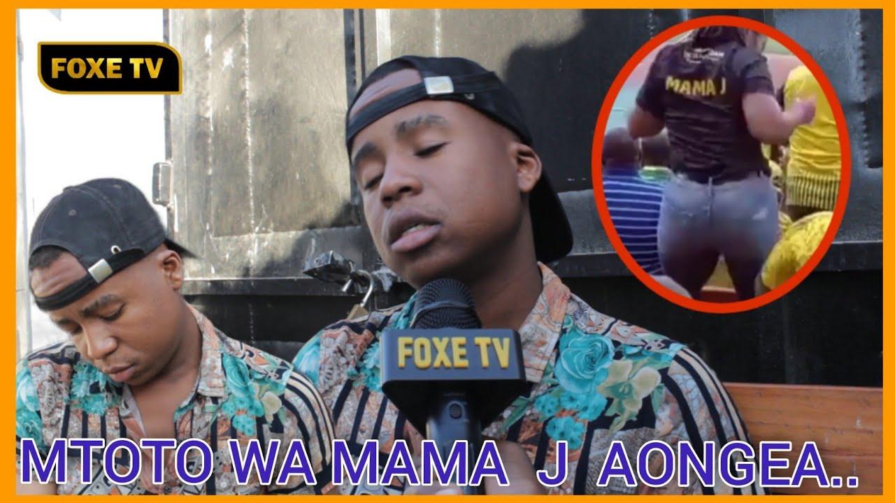 Download VIDEO ZA MAMA J MTOTO AONGEA KWA UCHUNGU NAMCHUKIA MAMA SIJAONGEA NAYE TOKA VIDEO IMEVUJA