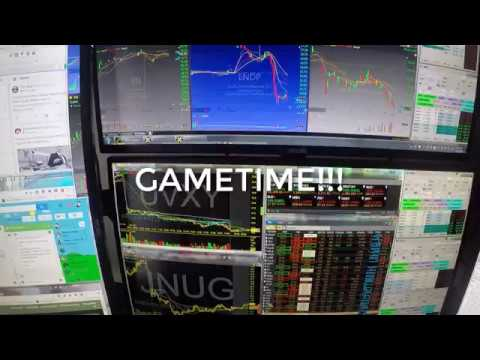 LIVE TRADING: $671 Gain In Under 10 Minutes Trading A $2,000 Account