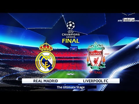PES 2018 | Final UEFA Champions League | Real Madrid vs Liverpool | Gameplay PC