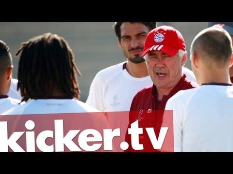Carlo Ancelotti erklärt seine besondere Beziehung zur CL - kicker.tv