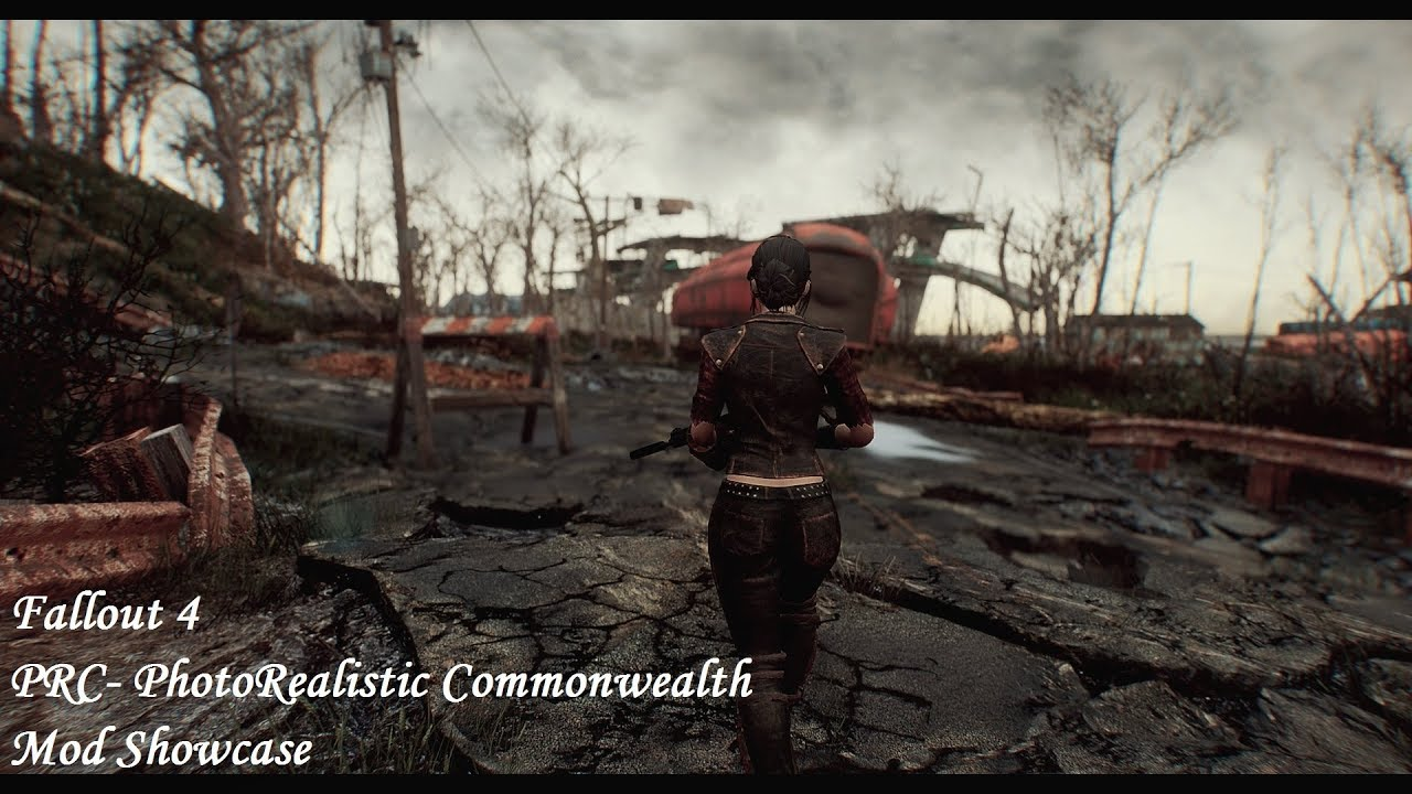 Fallout 4 - PRC - PhotoRealistic Commonwealth ENB - Mod Showcase