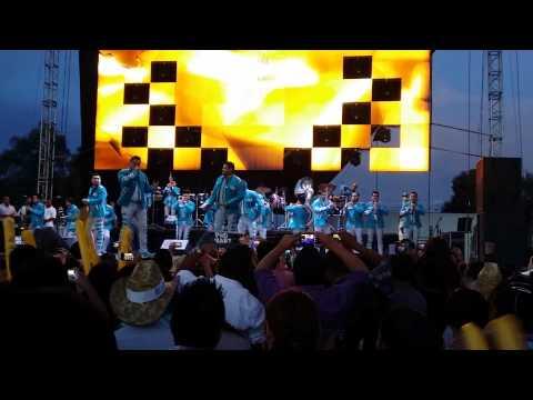 Banda Rancho Viejo, Fiesta de Radio en Terrenos de la Feria Celaya