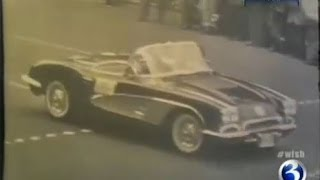 1958 Auto Show in Hartford, Conn. on Ch. 3, WTIC-TV (now WFSB)