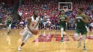 Dayton Men's Basketball: George Mason Postgame