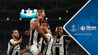 Melhores Momentos - Juventus 3 x 0 Barcelona - Champions League (11/04/2017)