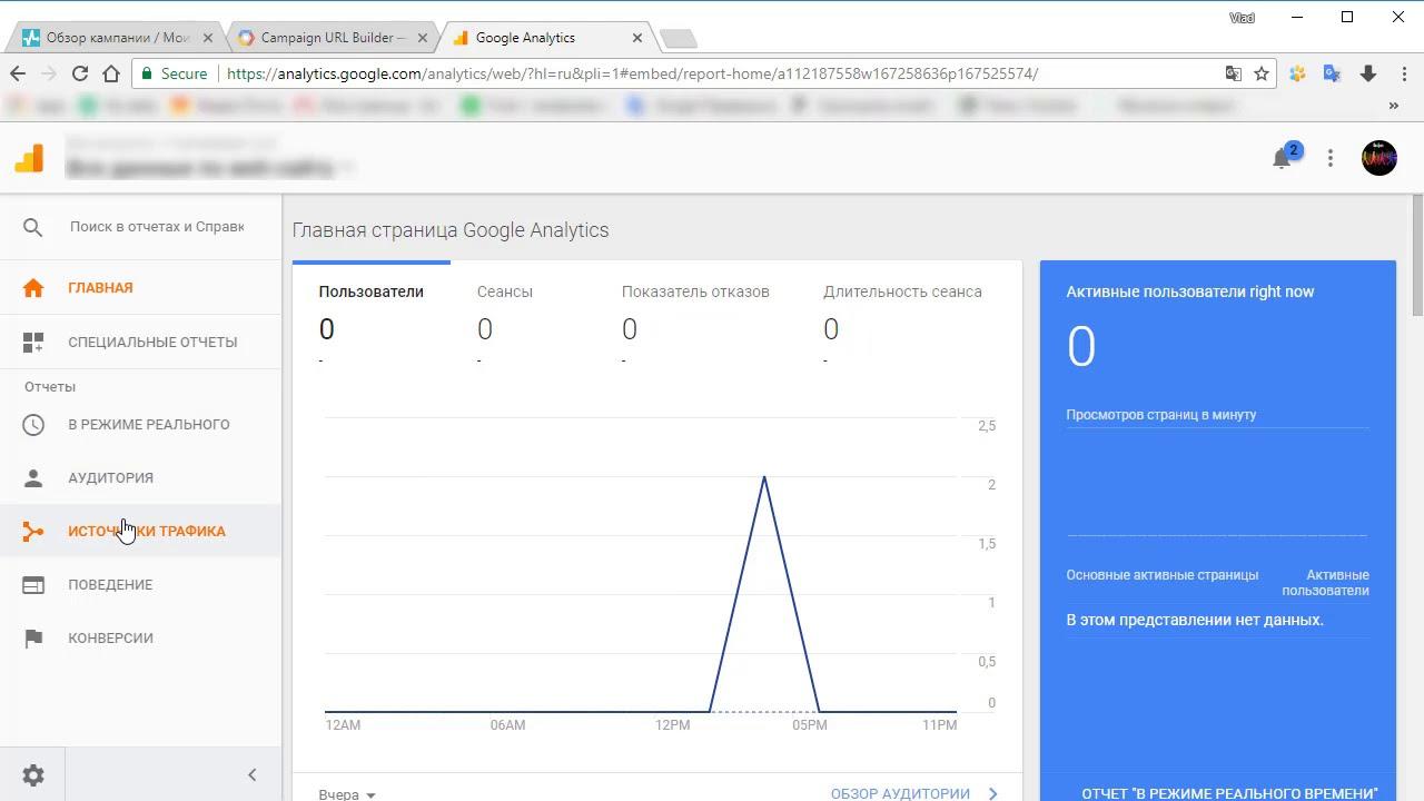 Как отслеживать email рассылки через Google Analytics