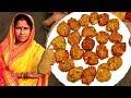 Echor Pakora | RAW JACKFRUIT PAKORA | Kathaler Kofta recipe by our Grandmother | Village Food