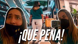 SE HIZO POPO EN EL CENTRO COMERCIAL *VENGANZA* - DosRayos