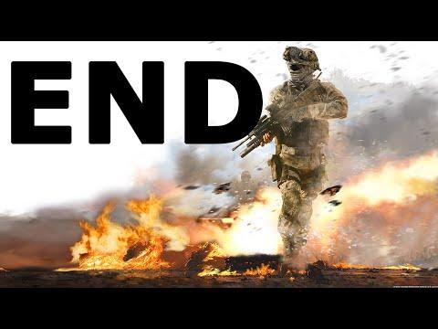 Call Of Duty: Modern Warfare 2 Walkthrough Ending - No Commentary Playthrough (PC/Xbox 360/PS3)