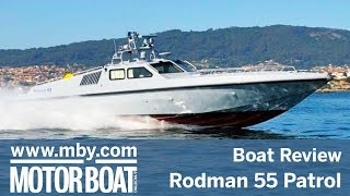 Rodman 55 | Christmas Boat Test | Motor Boat and Yachting
