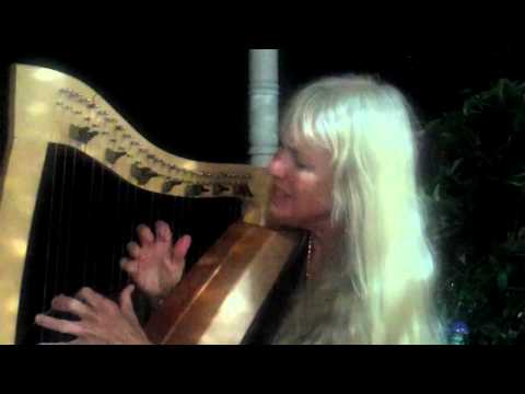 Kate Wolf , Brother Warrior, Harp and Voice