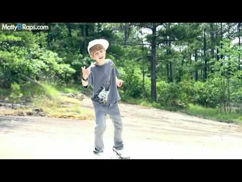 8 year old raps Lady Antebellum   Just A Kiss MattyBRaps w American Idol Contestants
