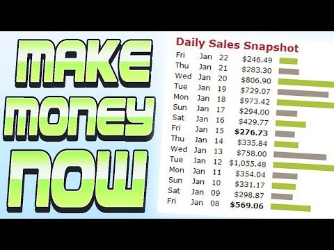 Online Marketing / Affiliate Marketing – How To Make Money Online 2018