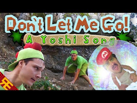 Don't Let Me Go: A Yoshi Song (Feat. Jessica Frech)