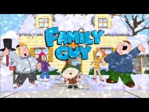 Family Guy - All I Really Want for Christmas Instrumental