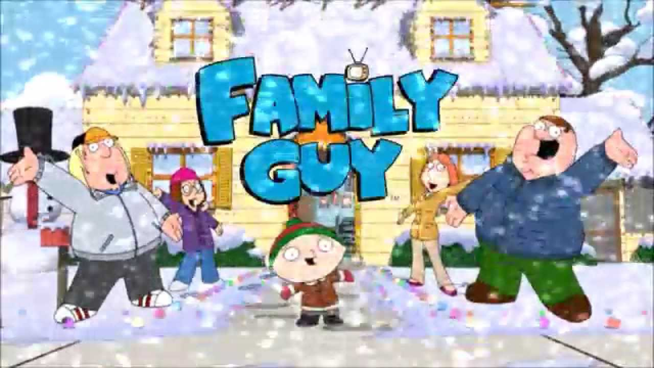 Family Guy - All I Really Want for Christmas Instrumental - YouTube
