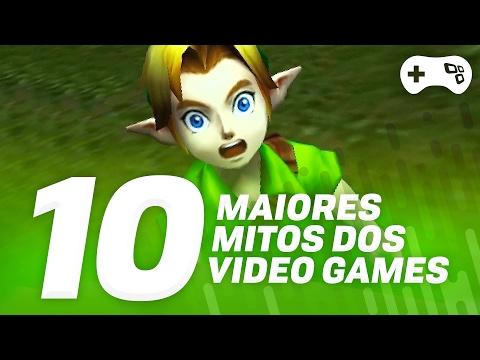 Os 10 maiores mitos dos video games - TecMundo Games
