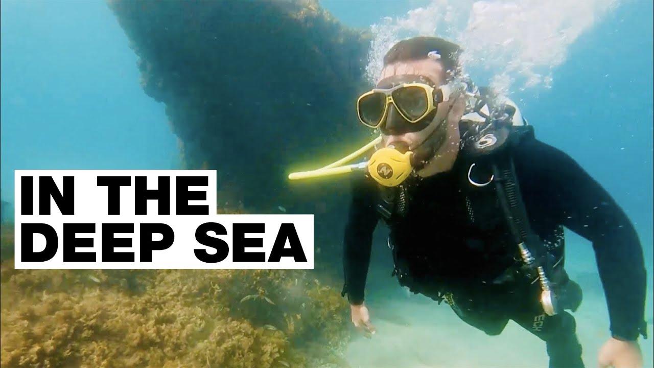 Zouhair Bahaoui   In the deep sea   Summer 2020