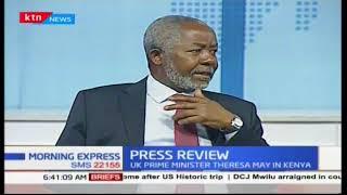 Uhuru, Maraga stand-off over judicial team | Press Review