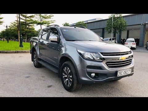 đánh giá xe colorado 2018 của website taisao.info