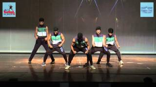 Hip-hop Dance (Profession)
