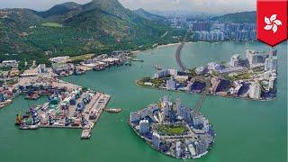 Hong Kong To Build Massive $79 Bil Artificial Island Project - Tomonews