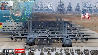 Warning to China (May 20,2020) :Trump ramps up Military Drills in South China Sea to message Beijing